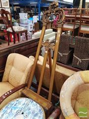 Sale 8495F - Lot 1098 - Gilt Easel