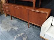 Sale 8723 - Lot 1013 - McIntosh Teak Sideboard