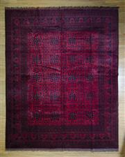 Sale 8693C - Lot 64 - Afghan Khal Mohamadi 382cm x 308cm