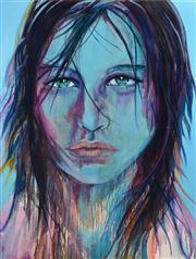 Sale 8411A - Lot 5027 - Nicole Esplin (XX) - Untitled, 2004 182 x 137cm