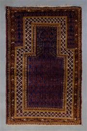 Sale 8493C - Lot 80 - Persian Baluchi 92m x 145cm