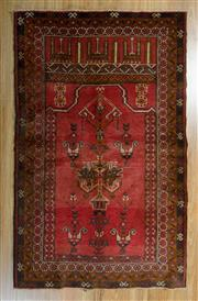 Sale 8717C - Lot 31 - Persian Baluchi 155cm x 87cm