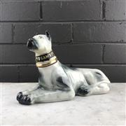 Sale 8933W - Lot 88 - 1x James B Beam 100 Month Old Kentucky Straight Bourbon Whiskey - in novelty Dog decanter