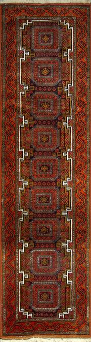 Sale 8335C - Lot 56 - Persian Baluch 280cm x 80cm