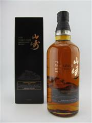 Sale 8423 - Lot 618 - 1x Suntory Whisky The Yamazaki Distillery Single Malt Japanese Whisky - 2017 limited edition, 700ml in box