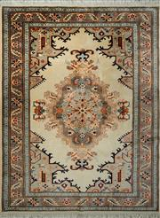 Sale 8431C - Lot 9 - Persian Lilian 198cm x 156cm