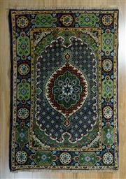 Sale 8717C - Lot 32 - Afghan Tabriz 149cm x 102cm
