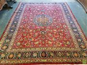 Sale 8580 - Lot 1035 - Persian Kashan (400 x 300cm)