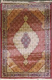 Sale 8889 - Lot 1085 - Brand New Turkish Tabriz (300 x 200cm)