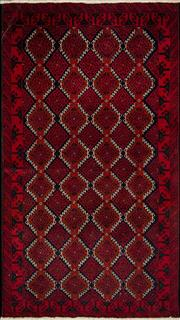 Sale 8431C - Lot 11 - Persian Baluchi 195cm x 108cm