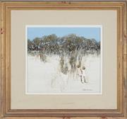 Sale 8764 - Lot 591 - Richard Bogusz (1947 - ) - In time 41 x 46cm