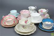 Sale 8635 - Lot 16 - Trio And Duo Collection Including Shelley And Rosenthal (8)
