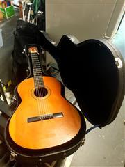 Sale 8663 - Lot 2170 - Guitar in Case