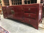 Sale 8822 - Lot 1521 - Oriental Low Lying Sideboard