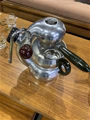 Sale 9002 - Lot 1092 - Vintage Atomic Coffee Maker (h:23cm)