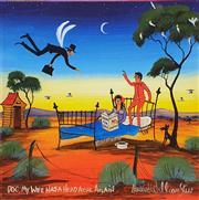 Sale 9002A - Lot 5064 - Howard Steer (1947 - ) (5 works) - Various scenes 15 x 15 cm