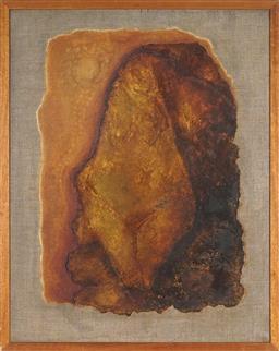 Sale 9101 - Lot 2025 - Karen Casey (1956 - ) - Fecundity, 1992 70.5 x 55.5 cm