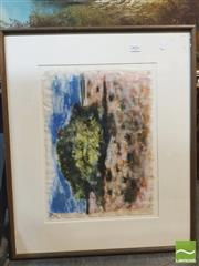 Sale 8413T - Lot 2031 - Framed Artwork entitled Mungo, signed R. Ballard 93