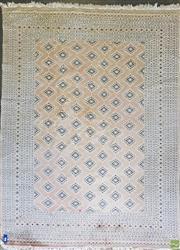 Sale 8601 - Lot 1266 - Persian Bokhara (345 x 245cm)