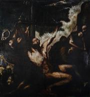 Sale 9047 - Lot 510 - Jennifer Little (1954 - ) - Discontinuity VII (Ribera) 182 x 167 cm