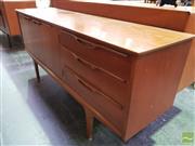 Sale 8421 - Lot 1096 - Jentique Teak Sideboard