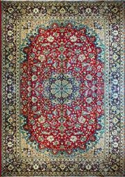Sale 8431C - Lot 14 - Persian Kashan 415cm x 290cm