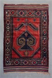 Sale 8493C - Lot 83 - Persian Baluchi 135cm x 90cm