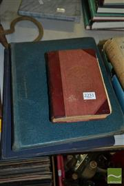 Sale 8518 - Lot 2344 - 3 Volumes: Gunn, We of the Never Never, 13th. ed.; Small, T. & Woodbridge, C. The Houses of the Wren & Early Georgian Periods; J...