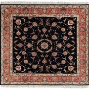 Sale 8810C - Lot 1 - A Persian Fine Tabriz, 50 Raj in Wool & Silk, 140 x 150cm