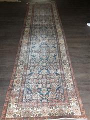 Sale 8871H - Lot 114 - A Cadrys antique Persian Malayer in handspun wool. 340 x 97cm