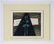 Sale 8929 - Lot 533 - Sidney Nolan (1917 -1992) - Ischila, 1956 24 x 29 cm
