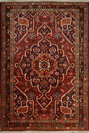 Sale 8402C - Lot 10 - Persian Bakhtiari 205cm x 140cm