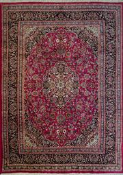 Sale 8431C - Lot 16 - Persian Kashan 342cm x 250cm