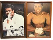 Sale 8733 - Lot 88 - Unsigned Muhammad Ali Poster