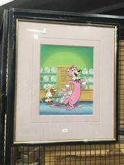 Sale 8707 - Lot 2059 - Snaggle Puss Celluliod 1970s