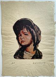 Sale 8996A - Lot 5030 - David Bromley (1960 - ) - Boys Dont Cry 72 x 51.5 cm