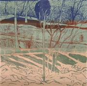 Sale 8659 - Lot 2045 - Neroli Weaver - Lane Cove Series I, 1997, screenprint, ed. AP, 56 x 56cm (frame size)