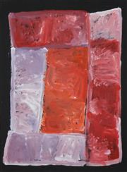 Sale 8549 - Lot 521 - Kudditji Kngwarreye (c1928 - 2017) - My Country 87 x 64cm (stretched & ready to hang)
