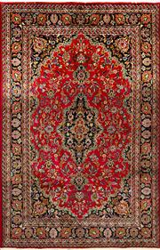 Sale 8335C - Lot 60 - Persian kashan 295cm x 197cm