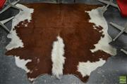 Sale 8409 - Lot 1069A - Cow Pelt Rug