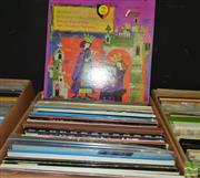 Sale 8541 - Lot 2013 - Box of Records
