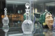 Sale 8342 - Lot 7 - Baccarat Crystal Nancy Cordial Decanter