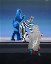 Sale 8549 - Lot 516 - Jonny Niesche (1972 - ) - Feast of Fools!, 2011 220 x 174cm