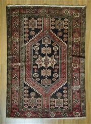 Sale 8693C - Lot 76 - Persian hamadan 190cm x 135cm