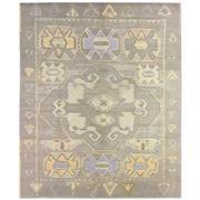 Sale 8810C - Lot 3 - A Nepalese Aztec Design in Tibetan Highland Wool & Chinese Silk, 250 x 300cm