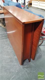 Sale 8409 - Lot 1043 - McIntosh Drop Leaf Table