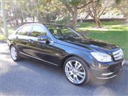Sale 8392V - Lot 1 - Mercedes Benz C220 CDI Avantgarde Sedan W204.2.21 Turbo Diesel...