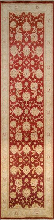 Sale 8321C - Lot 79 - Afghan Chobi 311cm x 79cm RRP $1500
