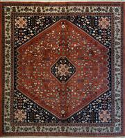 Sale 8431C - Lot 22 - Persian Abada 265cm x 248cm
