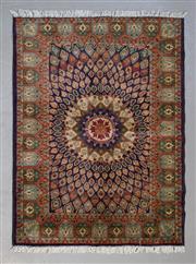 Sale 8493C - Lot 91 - Afghan Chobi 136cm x 104cm